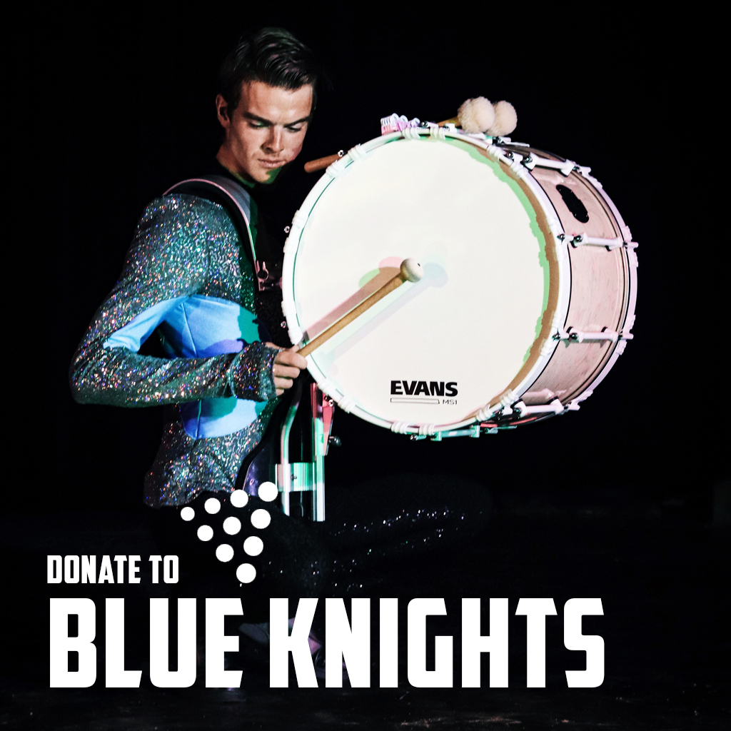 DONATE TO BLUE KNIGHTS